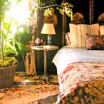 A Boho Classic Revisited: 'Novel Interiors' - bedroom 2