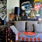 A Boho Classic Revisited: 'Novel Interiors' - living room 4