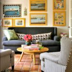 A Boho Classic Revisited: 'Novel Interiors' - living room 5