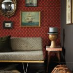 For My Valentine: 'Mad Men' Boho Chic - living room 4