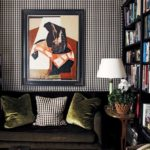 For My Valentine: 'Mad Men' Boho Chic - living room 2