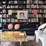 A Boho Classic Revisited: 'Novel Interiors' - living room 7