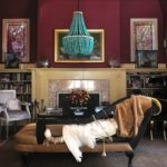 A Boho Classic Revisited: 'Novel Interiors' - entry parlor