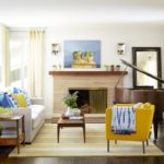 Mixmaster Decorate-on-a-Dime Boho - living room 1
