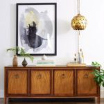 Mixmaster Decorate-on-a-Dime Boho - midcentury modern credenza