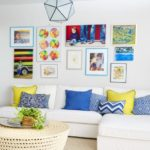 Mixmaster Decorate-on-a-Dime Boho - family room 1