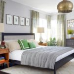 Mixmaster Decorate-on-a-Dime Boho - master bedroom