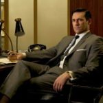For My Valentine: 'Mad Men' Boho Chic - Don Draper 1