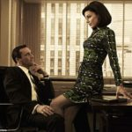 For My Valentine: 'Mad Men' Boho Chic - 2 - Don Draper & Megan 1