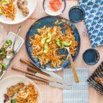 Mood Indigo + World Market = Boho Classic - Asian fusion