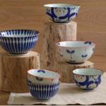 Mood Indigo + World Market = Boho Classic - bowls