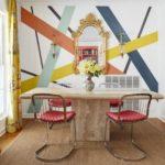 Color Me No-Rules Boho - dining room