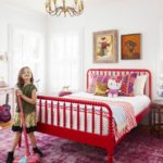 Color Me No-Rules Boho - girl's bedroom