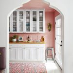 Color Me No-Rules Boho - Moroccan doorway to bar