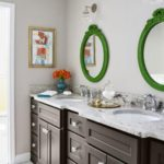 Mixmaster Hand-Me-Down Boho Home - bathroom