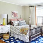 Mixmaster Hand-Me-Down Boho Home - guest bedroom