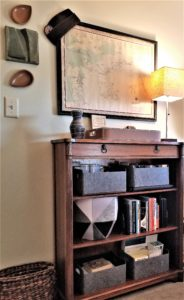 Accessories Light Up 'Mad Men' Office - 5 - bookcase full shot 2