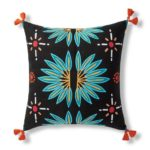 Crewelwork Pillow, $99