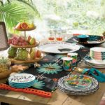 GOT MAIL / Iris Apfel & Grandin Road - tablesetting