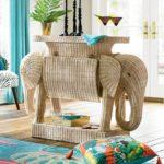 GOT MAIL / Iris Apfel & Grandin Road - elephant