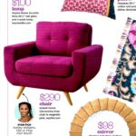 'Just Sit Right Back & You'll Hear a Tale...' - HGTV decorate feature closeup