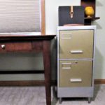 File This Make-Over for Future Reference - file cabinet after