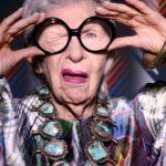 GOT MAIL / Iris Apfel & Grandin Road - Iris Apfel blinking