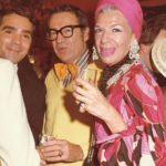 GOT MAIL / Iris Apfel & Grandin Road - Iris and husband, younger
