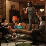 Accessories Light Up 'Mad Men' Office - 5 - Mad Men Draper living room