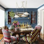 Historical Collectors' Boho, Philly-Style - dining room