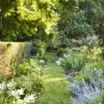 Historical Collectors' Boho, Philly-Style - garden path