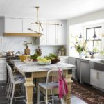Historical Collectors' Boho, Philly-Style - kitchen