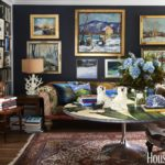 Historical Collectors' Boho, Philly-Style - library