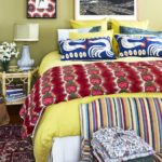 Historical Collectors' Boho, Philly-Style - master bedroom