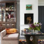 Historical Collectors' Boho, Philly-Style - breakfast nook