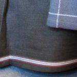 Accessories Light Up 'Mad Men' Office - 5 - trimmed bedskirt closeup