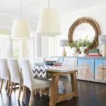 True BoHO HOme Packs In FUN - dining