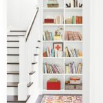 True BoHO HOme Packs In FUN - stairway hall