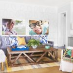 True BoHO HOme Packs In FUN - living room