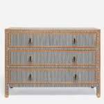 Accessories Light Up 'Mad Men' Office - 5 - upholstered inspiration chest