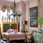 GOT MAIL / Iris Apfel & Grandin Road - her home 4