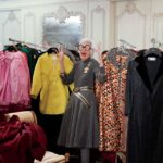 GOT MAIL / Iris Apfel & Grandin Road - her closet